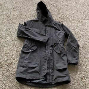 North Face Sherpa lined jacket